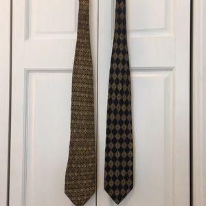 Saks Fifth Avenue men's Ties